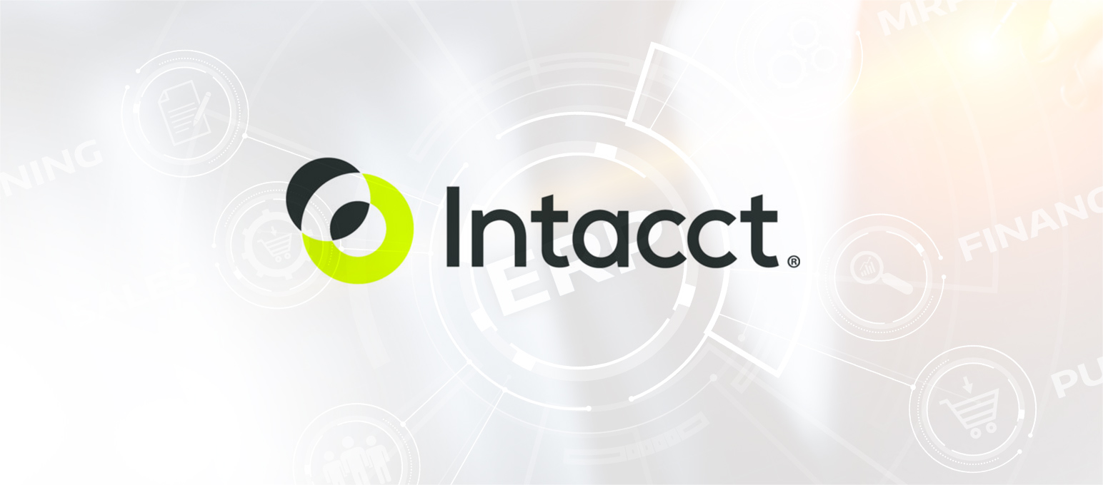 Intacct connector for Lightspeed