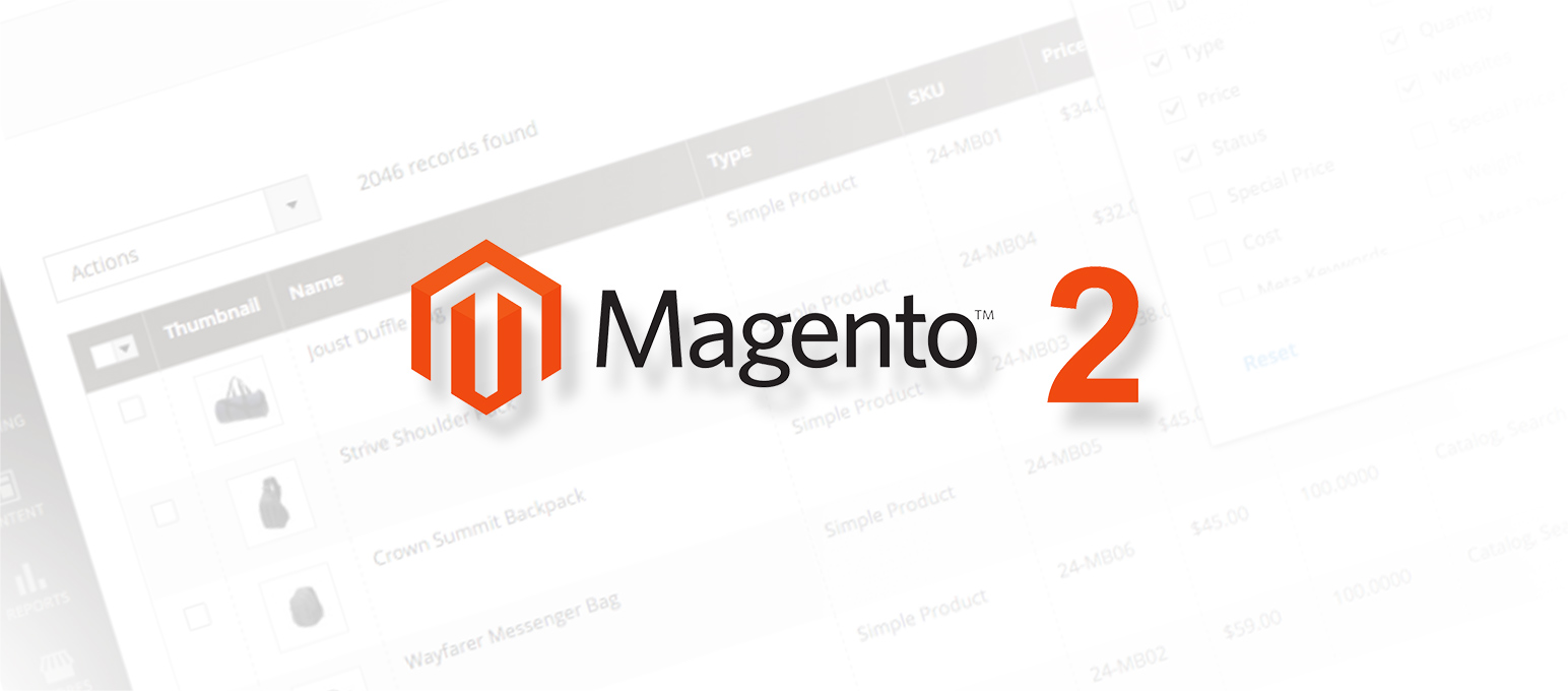 Magento connector for Springboard Retail and Lightspeed.
