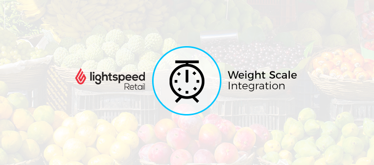 Weight Scale Integration for Lightspeed Retail | Hyperspace