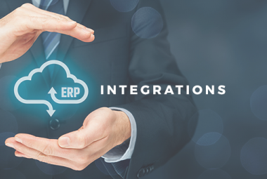 Hyperspace Banner for ERP Integration